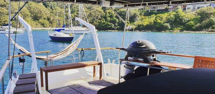 Boating is fun with a Classic in Bondi Beach