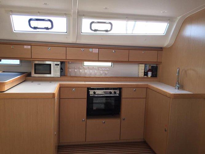 Sloop boat for rent in Rockingham