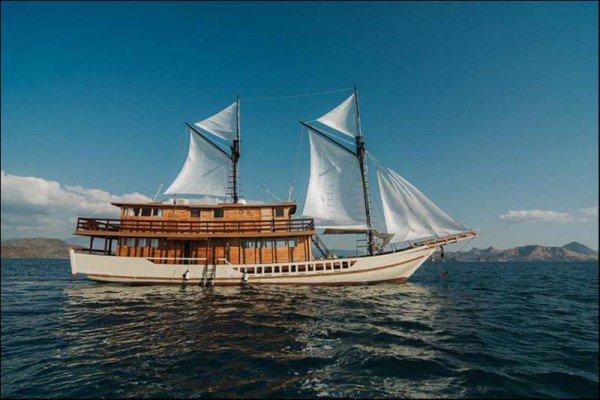 Boating is fun with a Classic in Nusa Tenggara