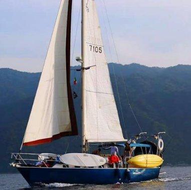 Motorsailer boat rental in Marina Nuevo Vallarta, Mexico