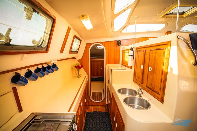 Boat for rent PDQ 36.0 feet in Puerto Aventuras Marina,