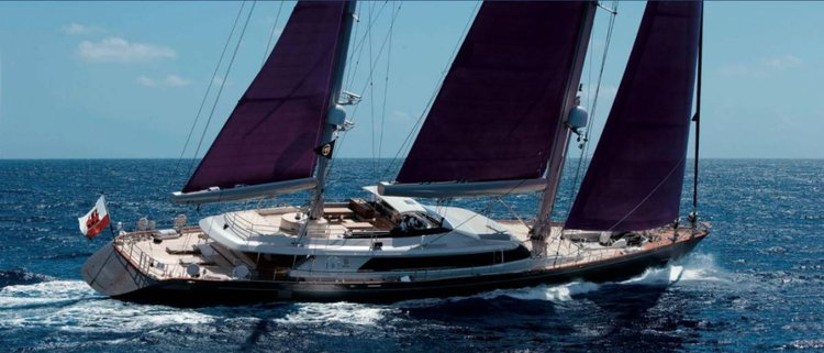 Sail the fascinating Turkey on a superb sailing yacht for rent
