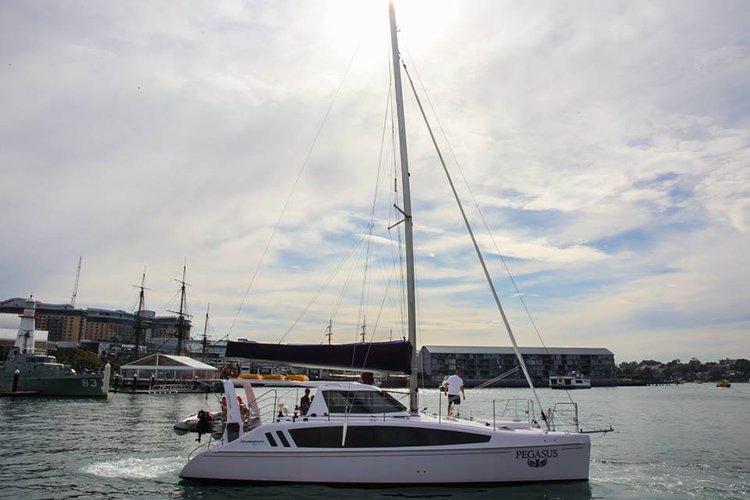 Seawind's 38.0 feet in Annandale
