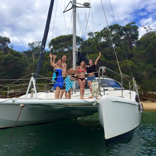 Boating is fun with a Catamaran in Sydney