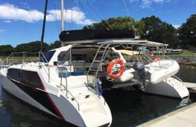 Seawind's 33.0 feet in Sydney