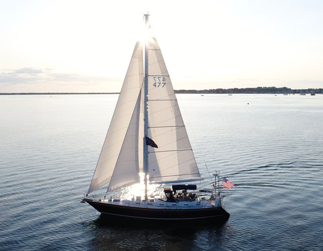Boating is fun with a Cruiser in Provincetown