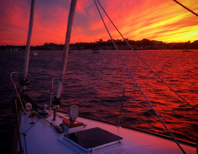 Cruiser boat for rent in Provincetown