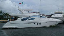 Charter this amazing Azimut 58 in Nayarit, Mexico