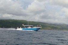 Hop aboard this fantastic motor boat rental in Indonesia!