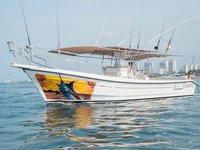 This motor boat rental is perfect to enjoy Nayarit