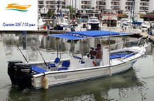 Experience Mexico on board this elegant 28' Center Console