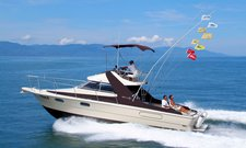 Beautiful motorboat for rent, ideal for fun in the sun in Mexico