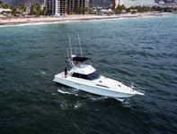 Get the perfect boat - Sea Ray 40 to enjoy Mexico in style