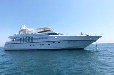 108' Monte Fino Mega Yacht Rental in Marina Del Rey, CA