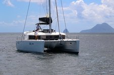 Set sail in Le Marin, Martinique aboard this amazing Lagoon 450