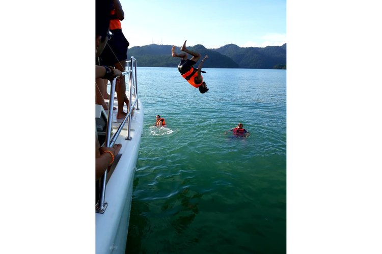 Catamaran boat rental in Royal Langkawi Yacht Club,