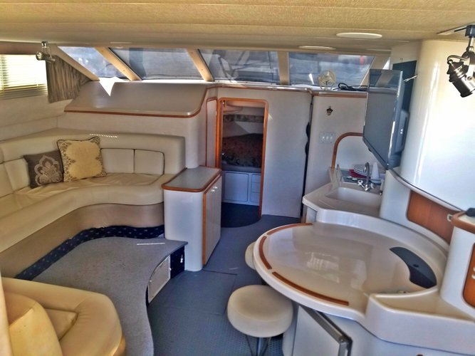 Flybridge boat rental in Sea Isles Marina Downtown Miami, FL
