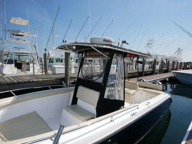 Century's 26.0 feet in Nassau