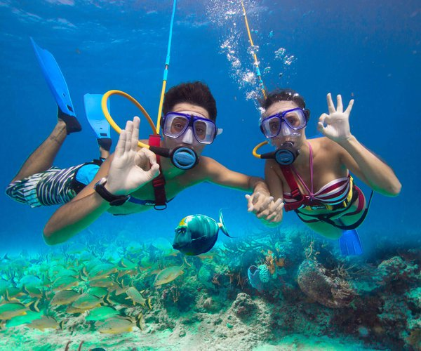 Local Snorkeling Trip Nassau-New Providence