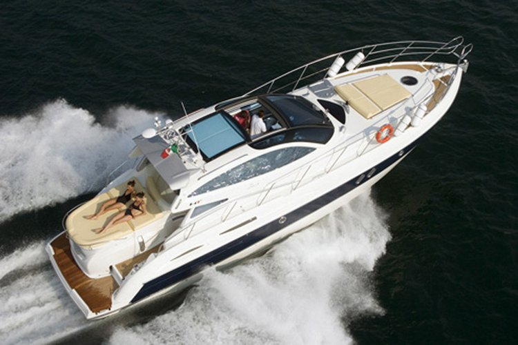 Motor yacht boat for rent in Amalfi