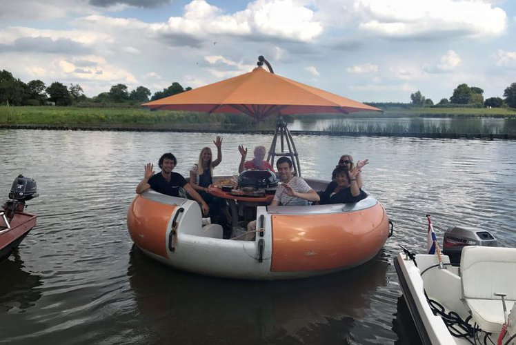 Boat for rent Custom 111.0 feet in Rhenoy, Netherlands