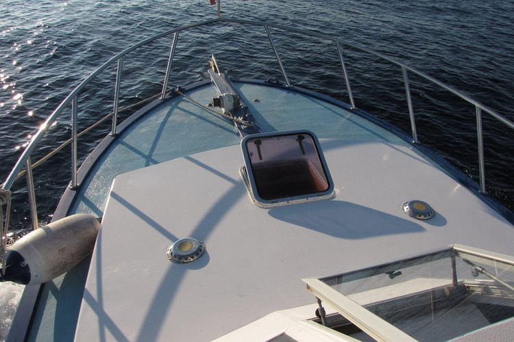 Up to 30 persons can enjoy a ride on this Other boat