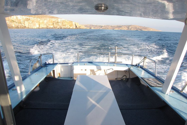 Boating is fun with a Other in Malta