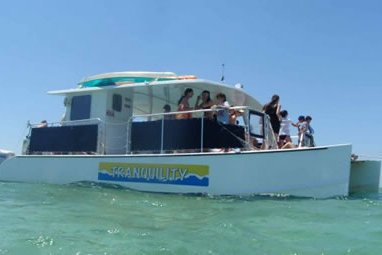 Catamaran boat for rent in Miami