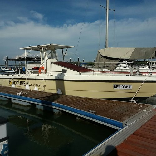 Boat for rent Custom 40.0 feet in Port Klang, Malaysia