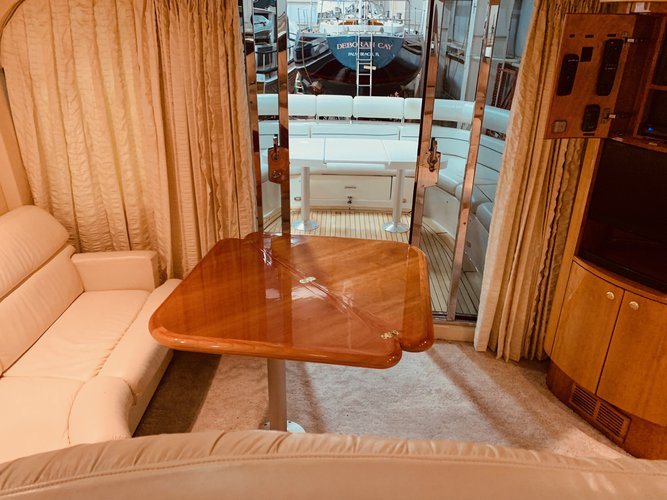 Motor yacht boat for rent in Jersey City