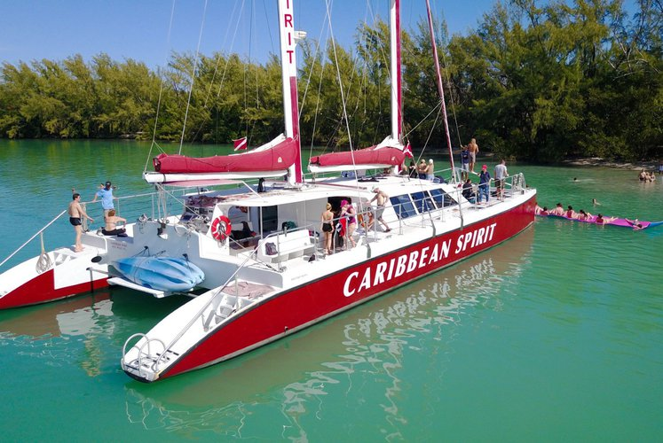 Caribbean Spirit - Large Catamaran Charter in Miami