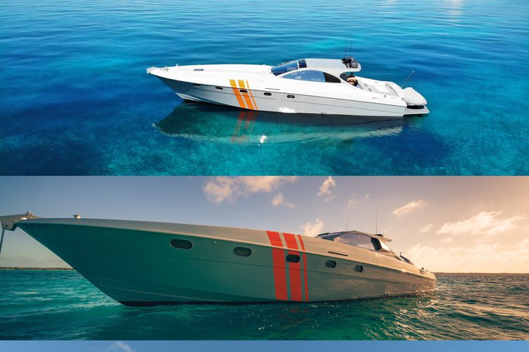 Performance boat for rent in Nassau