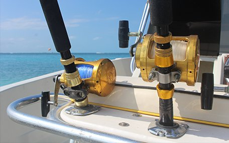 Sea Ray boat for rent in Cancun