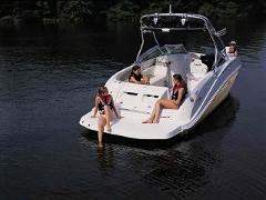 Discover Miami surroundings on this 26 Sea Ray boat