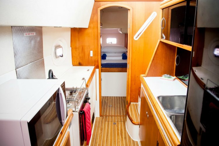Boat for rent Seawind 38.0 feet in Abells Point Marina,