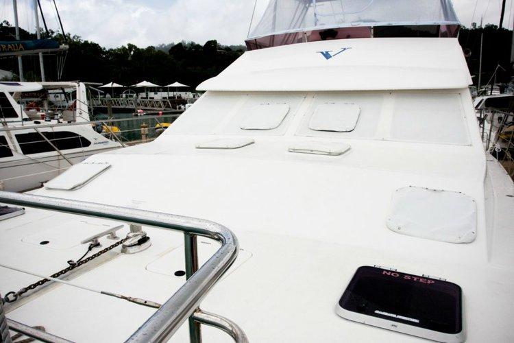 Seawind's 38.0 feet in Whitsundays