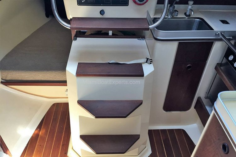 Boat for rent Canadian Sailcraft 30.0 feet in Dinner Key Marina, FL