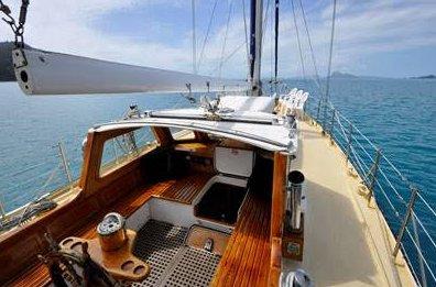 Motorsailer boat rental in Drummoyne, Australia