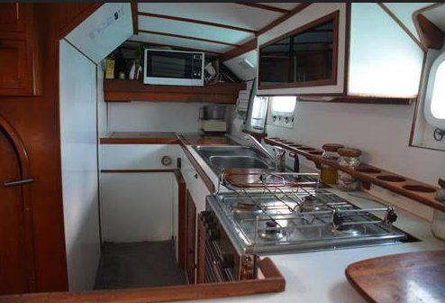 Boat for rent Custom 54.0 feet in Drummoyne, Australia