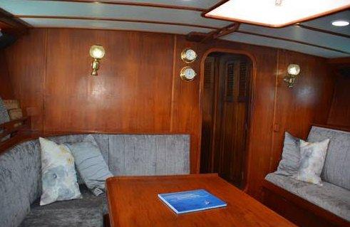 Motorsailer boat for rent in Drummoyne