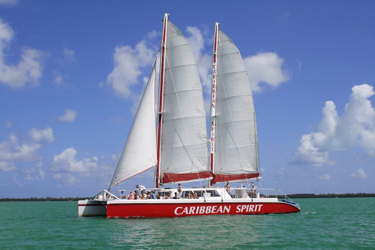 Caribbena Spirit - Largest Catamaran in Miami