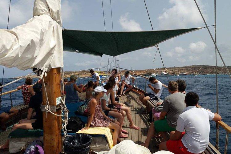 Boat for rent Custom Built 63.32 feet in Malta, Malta