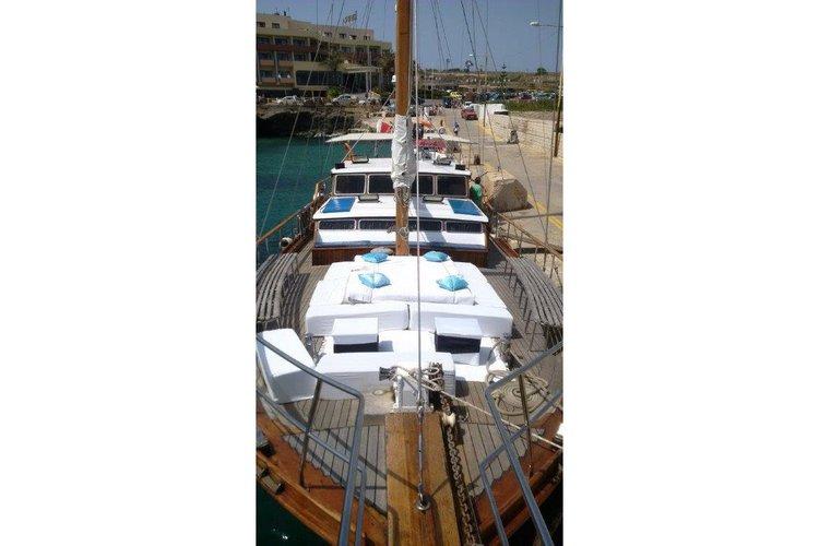 Boat rental in Malta,