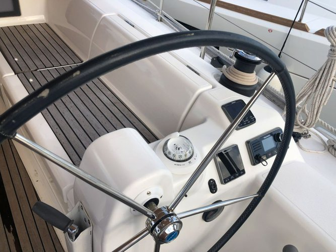 Boat for rent Dufour 42.0 feet in Fajardo, Puerto Rico