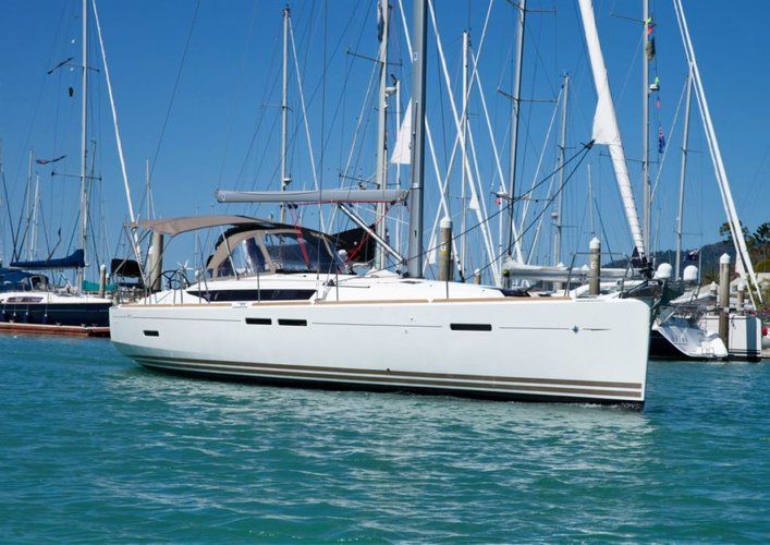 Have fun in the sun on this Whitsundays sail boat charter