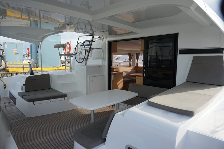 Boat for rent Lagoon 42.0 feet in Puerto del Rey Marina,