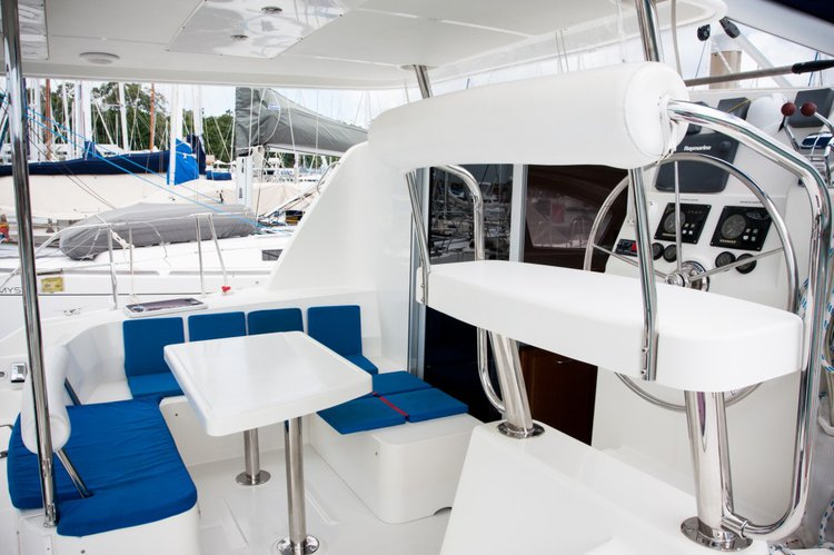 Boat for rent Leopard 38.0 feet in Abells Point Marina,