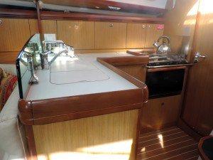 Boat for rent Jeanneau 35.0 feet in Abells Point Marina, Australia