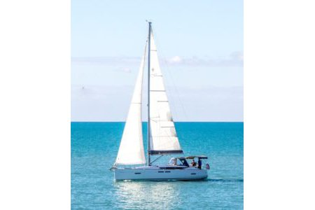 Boating is fun with a Jeanneau in Whitsundays