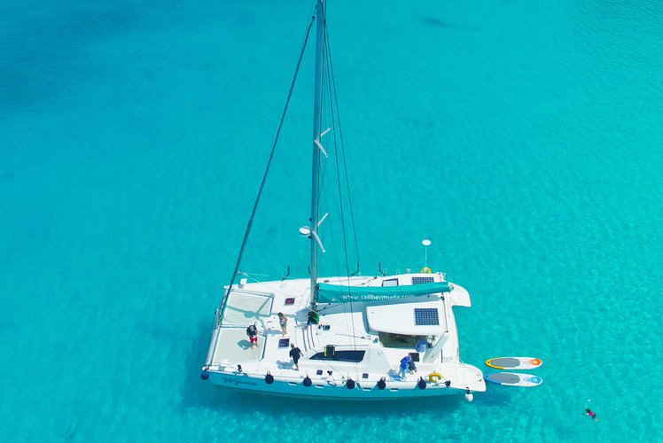 Boat for rent Robertson and Caine 47.0 feet in Hamilton, Bermuda